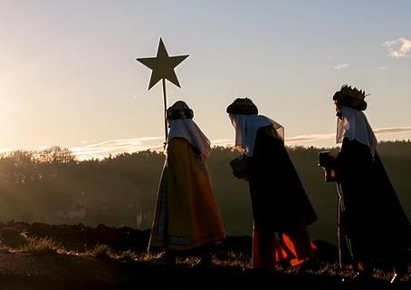 """Sternsinger-Spendensammlung 2020 für den """"Caritas-Markt"""" in Wil"""