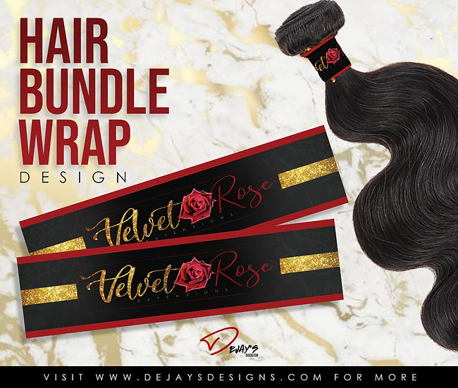 Hair Bundle Wraps Packages