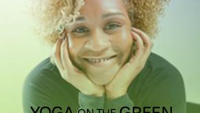 Yoga on the Green Spotlight: Dawn Rivers
