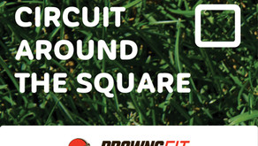 Circuit Around The Square with Browns Fit