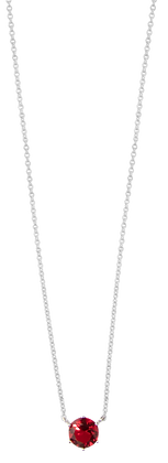 Cadena con Zirconia Roja.