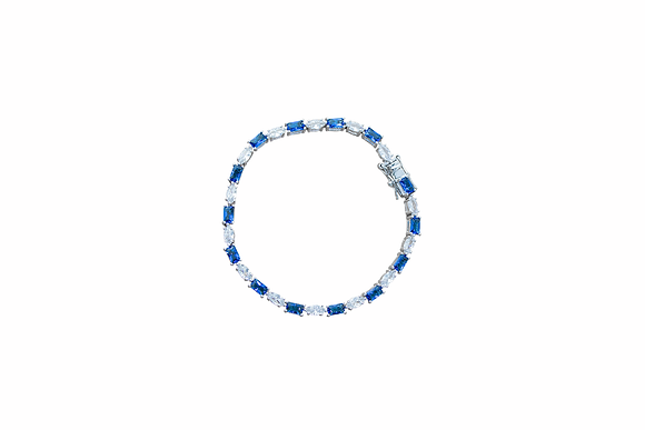 Pulsera Cinha Azul