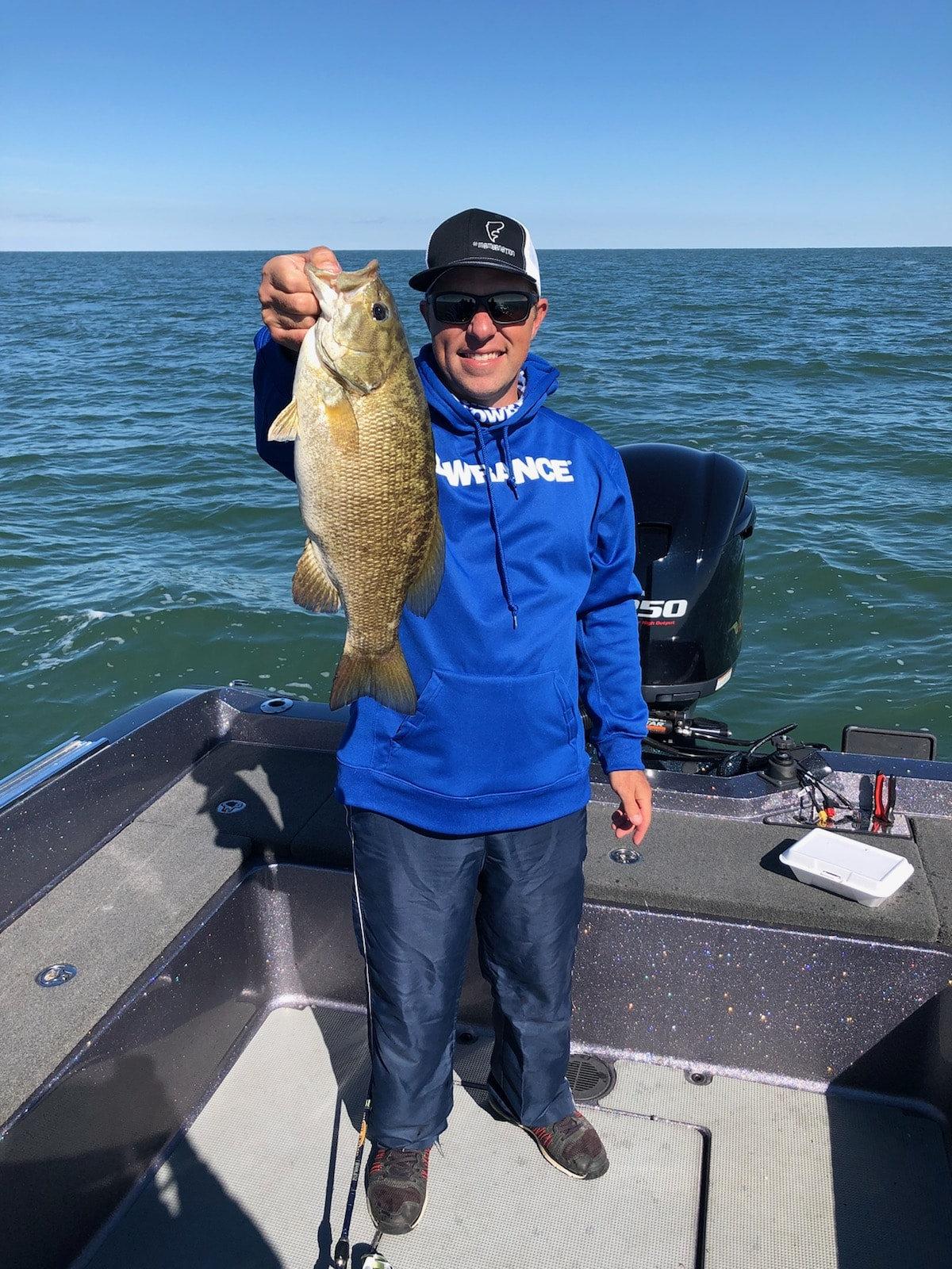 Bass Charter-Western Lake Erie (1-3 ppl)