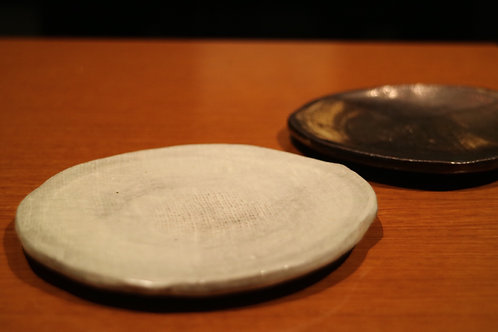 立久井焼 豆皿