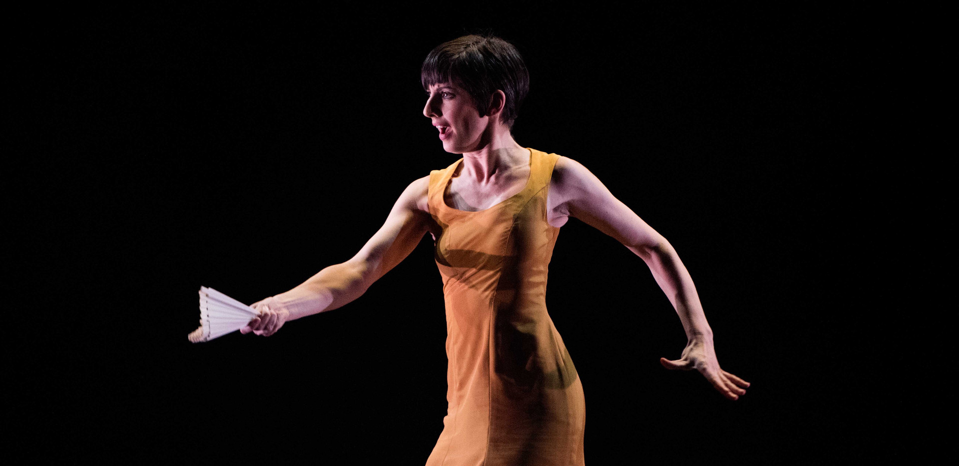 Sampled 2017 at Sadler's Wells / Dotdotdot Dance / Photo by Camilla Greenwell