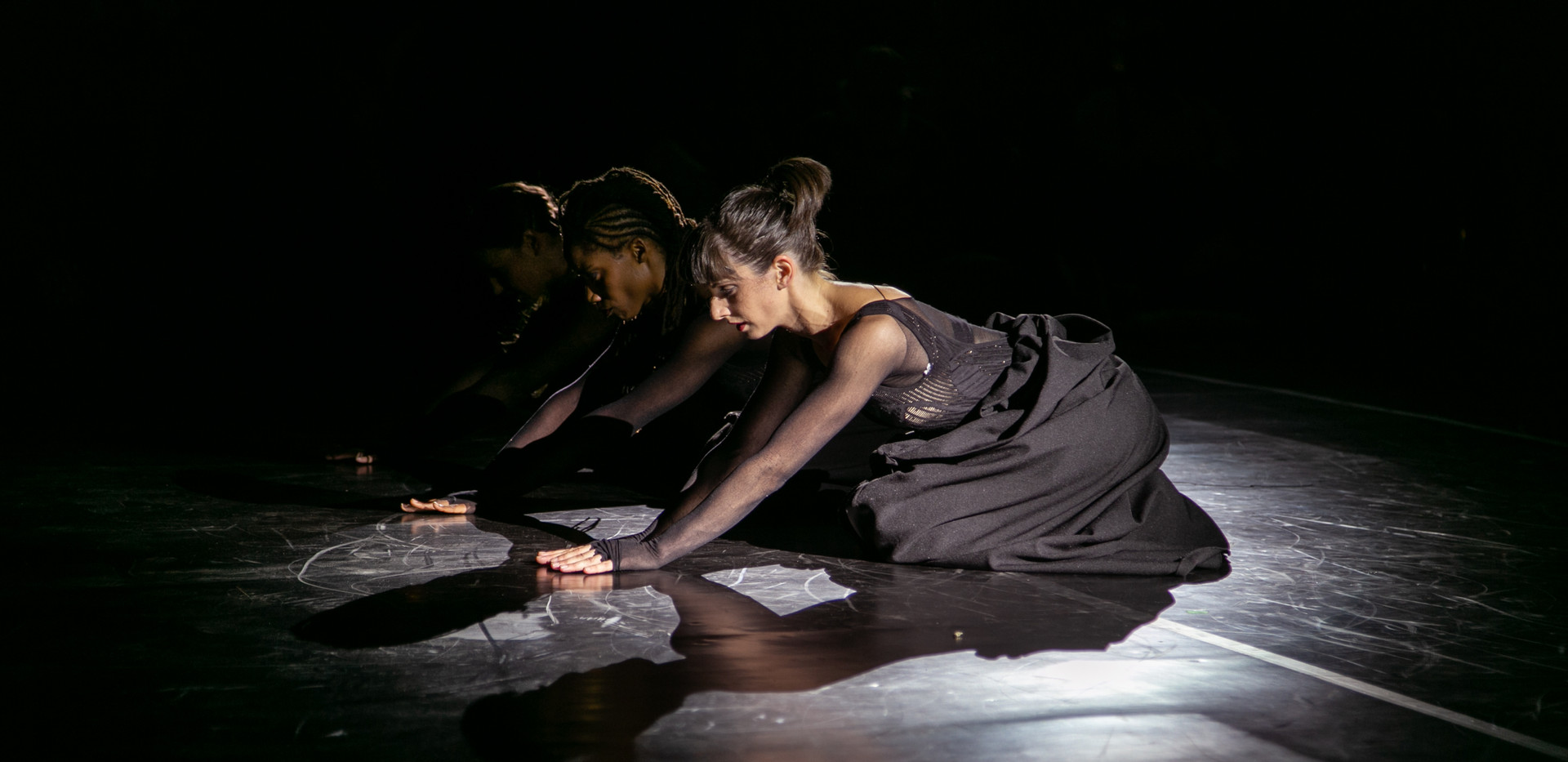 """Into Being"" / Sadler's Wells Takeover of the National Theatre River Stage"