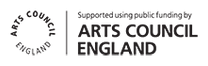Arts Council Logo White 70 pixels high.p