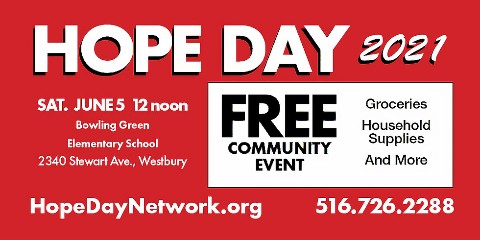 Hope Day 2021