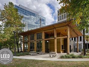 Austin Gardens Environmental Education Center exterior
