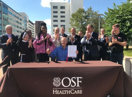Statewide Historic Tax Credit Signed