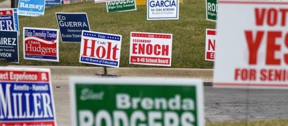 Changing Dynamics in Illinois Politics