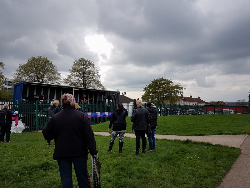 our charity funday 2018