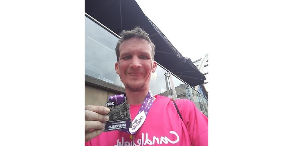 Mark's 2000 mile challenge
