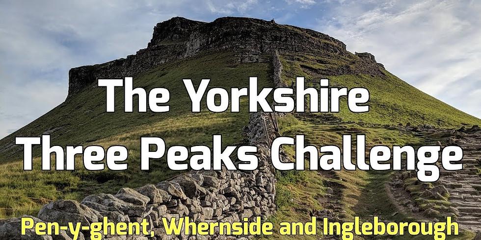 The Yorkshire Three Peaks