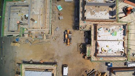 Housebuild progress photography