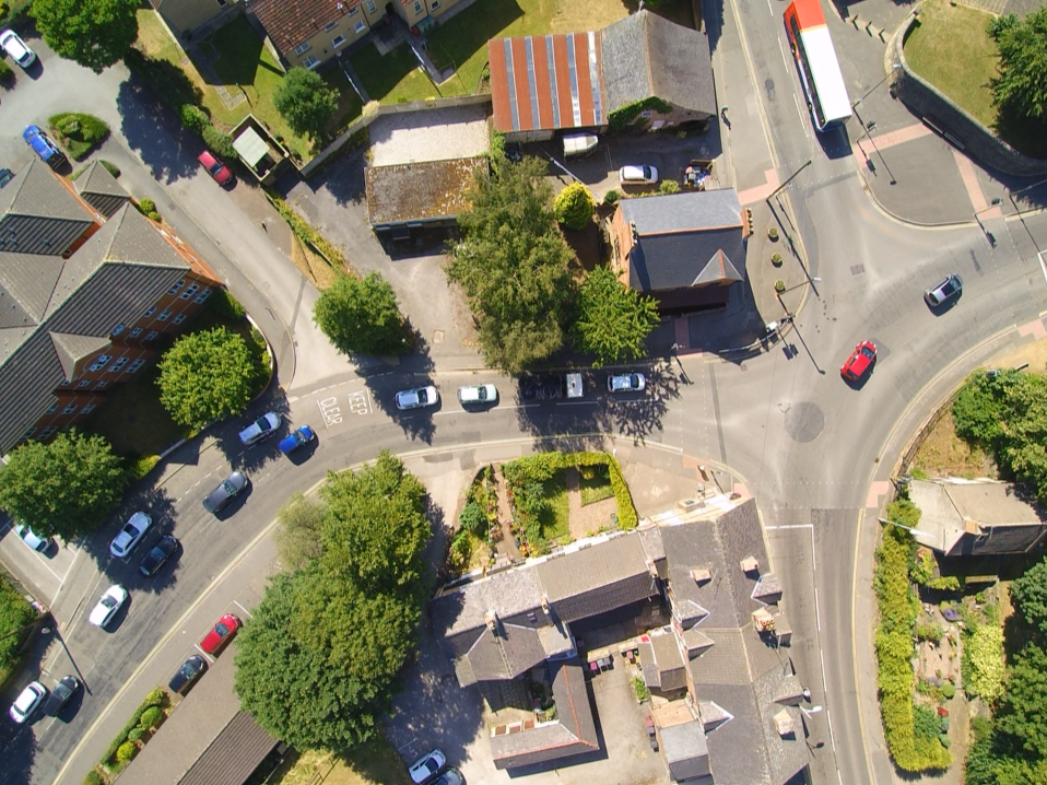 Aerial Filming Services Norfolk Broads