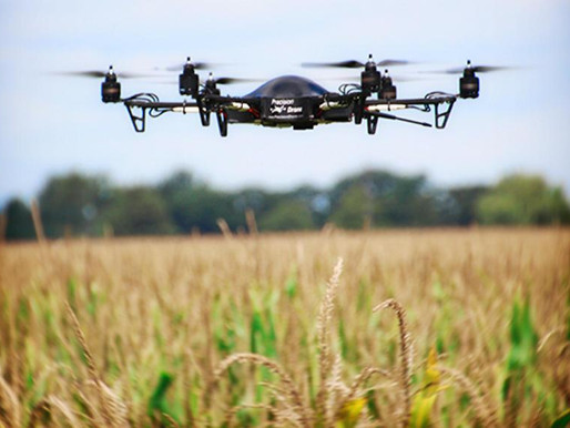 Sky high predictions for commercial UAV industry