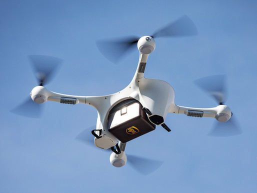 UPS Drone Delivery Plans Take Off