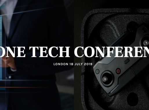 Drone Tech Conference London 2019