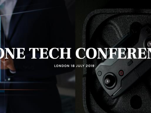 Drone Tech Conference London 2019