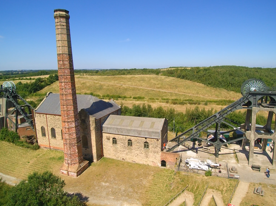 Aerial Asset Inspection services East Anglia