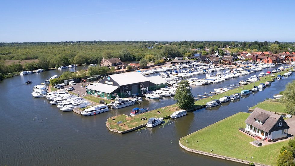 Horning Ferry Marina