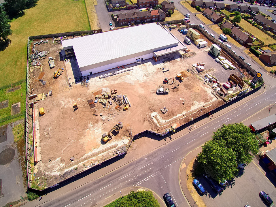 Aerial Photography Services Norfolk