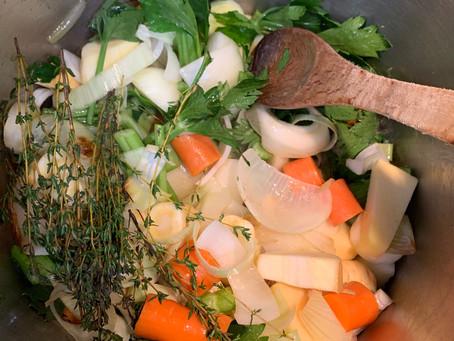 Hearty Green Chicken Soup Recipe