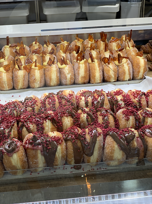 Stuffed Doughnuts