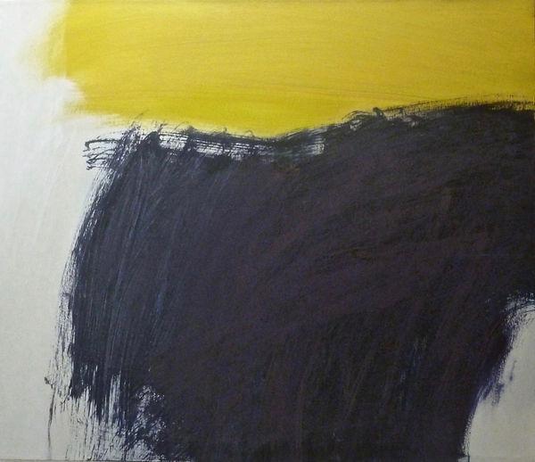 Remainders.  acrylic on canvas.  40 x 47