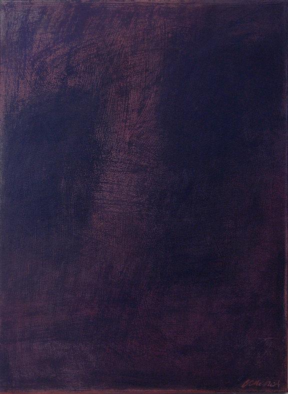 Hidden Places   acrylic on canvas  54x40