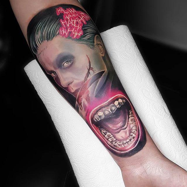 Joker by _ksenia_vaykhel_Tattoo Bar _Artist_ Ksenia_Brno_REISSIGOVA 1 _Pro objednání pište nám na fb nebo na info_tattoobar.jpg