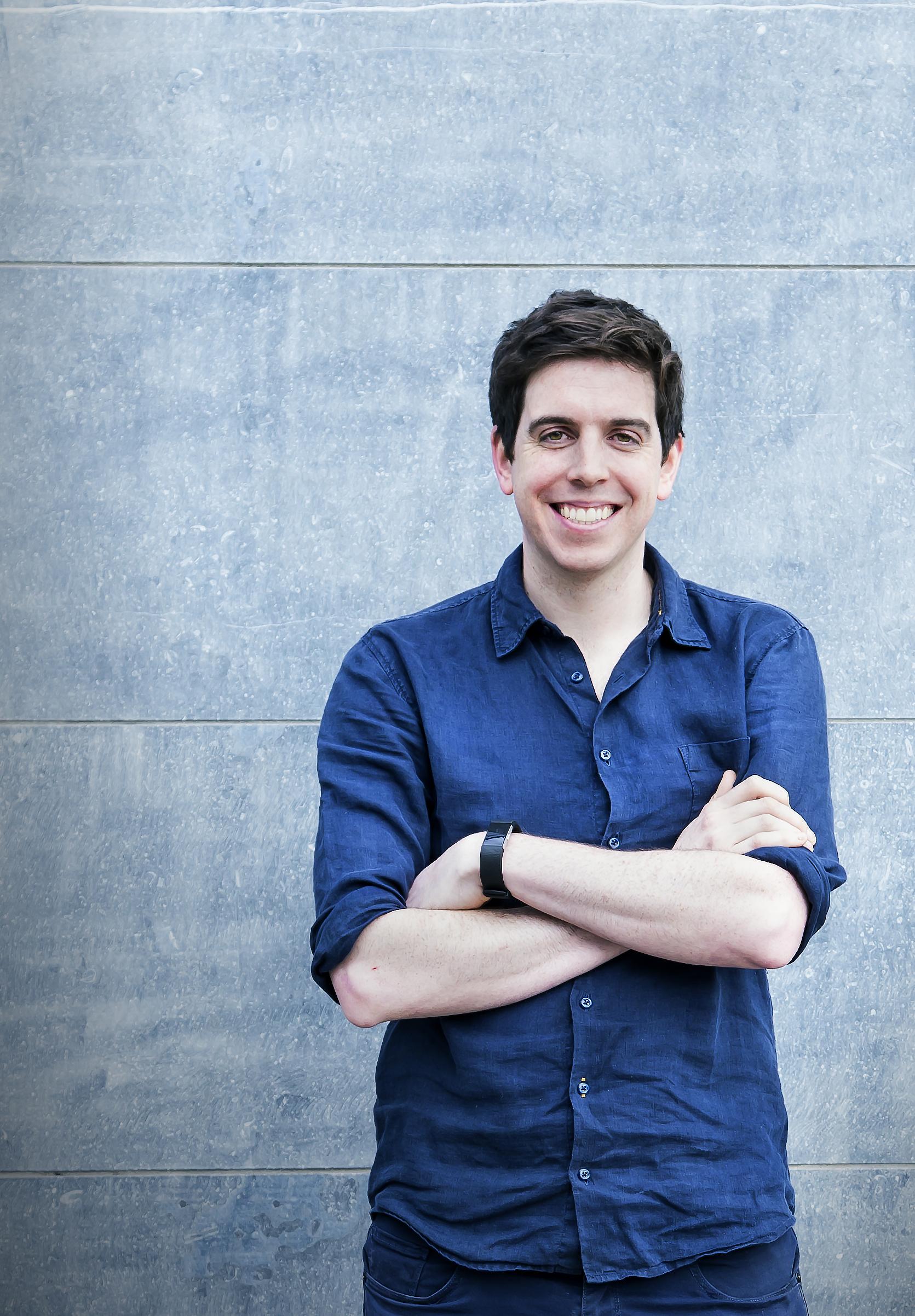 Daniel Horgan of Man Friday, Kinsale