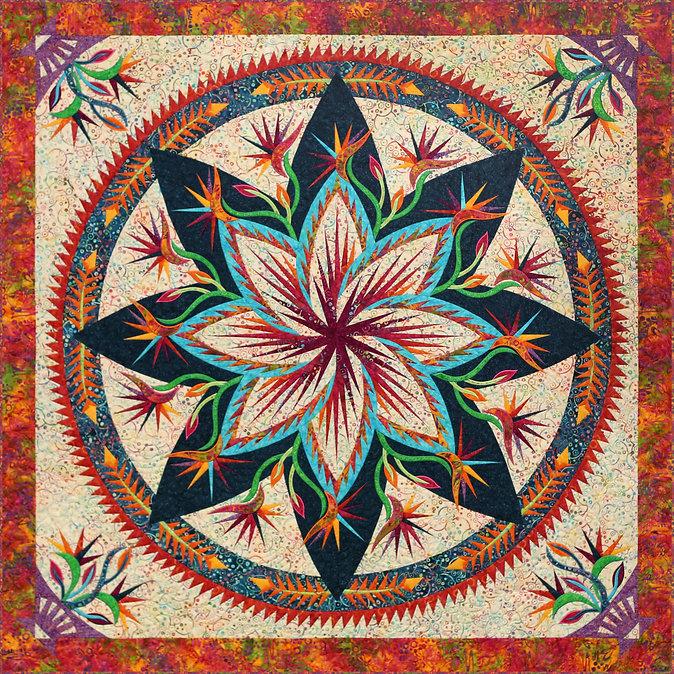 Paradise-in-Blooms-Batik-Textiles-Origin
