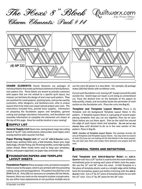 Charm Elements Pack #14
