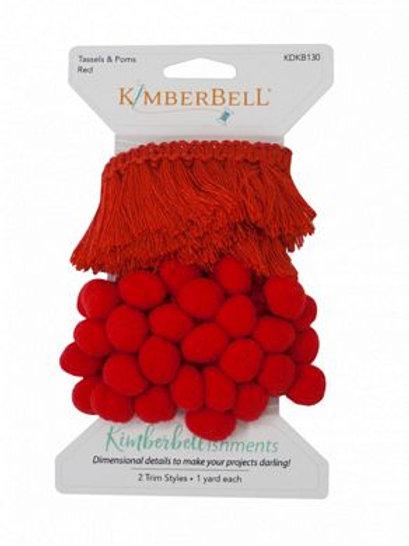 Kimberbell Tassels & Poms