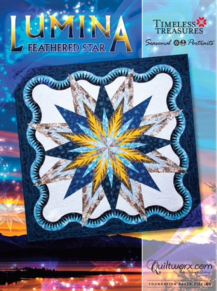 Lumina Feathered Star