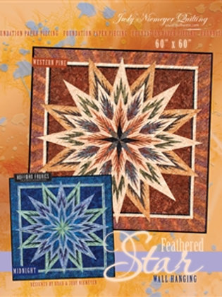 Feathered Star Wall Hanging