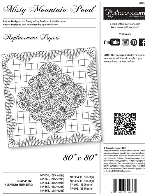 Misty Mountain Pond Replacement Papers