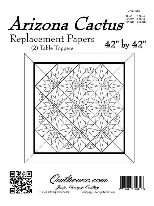 Arizona Cactus Replacement Paper Pack