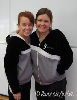 Kate and Sally 2009