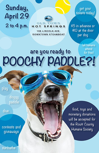 Poochy Paddle 2018