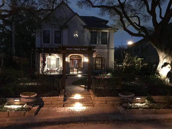 Houston Outdoor Lighting