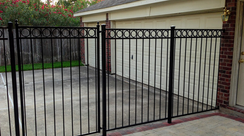 TurfPlus Aluminum Fence