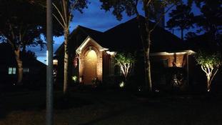 Landscape Lighting Katy
