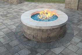 Outdoor Fire Pits Services Cypress, Houston