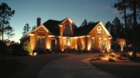 Outdoor Lighting Services Cypress, Houston