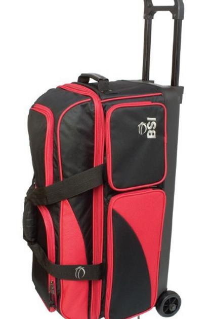 BSI Triple Ball Rolling Bag