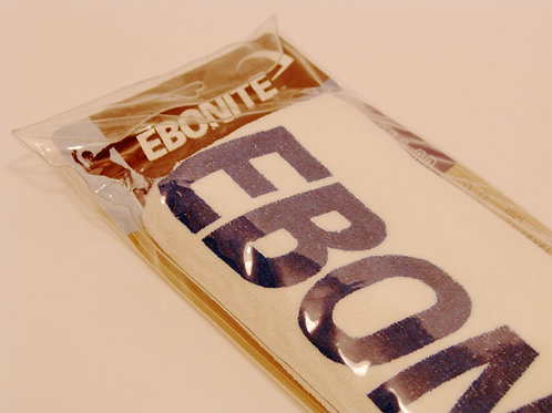 Ebonite towel