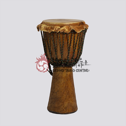 Wooden Djembe (60cm)